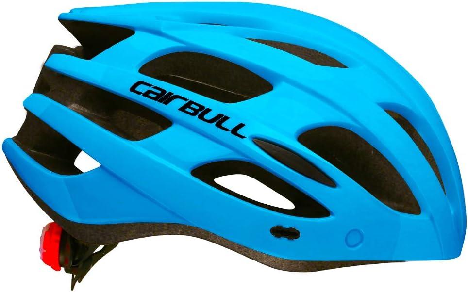Cairbull Mann//Frauen Fahrradhelm Erwachsene Rennrad Mountainbike Helm ausgestattet mit//Sonnenbrille Visier//Krempe