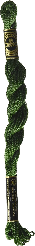 Size 5 DMC 115 5-469 Pearl Cotton Thread Avocado Green