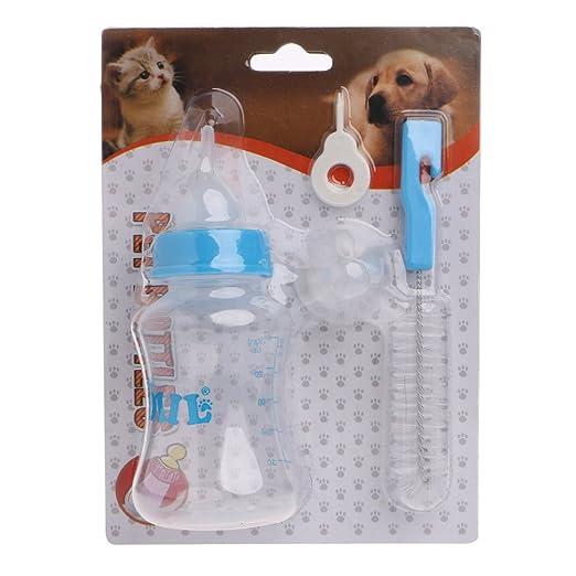 XTYaa - Kit de cepillo para pezón de biberón para mascotas, perros ...