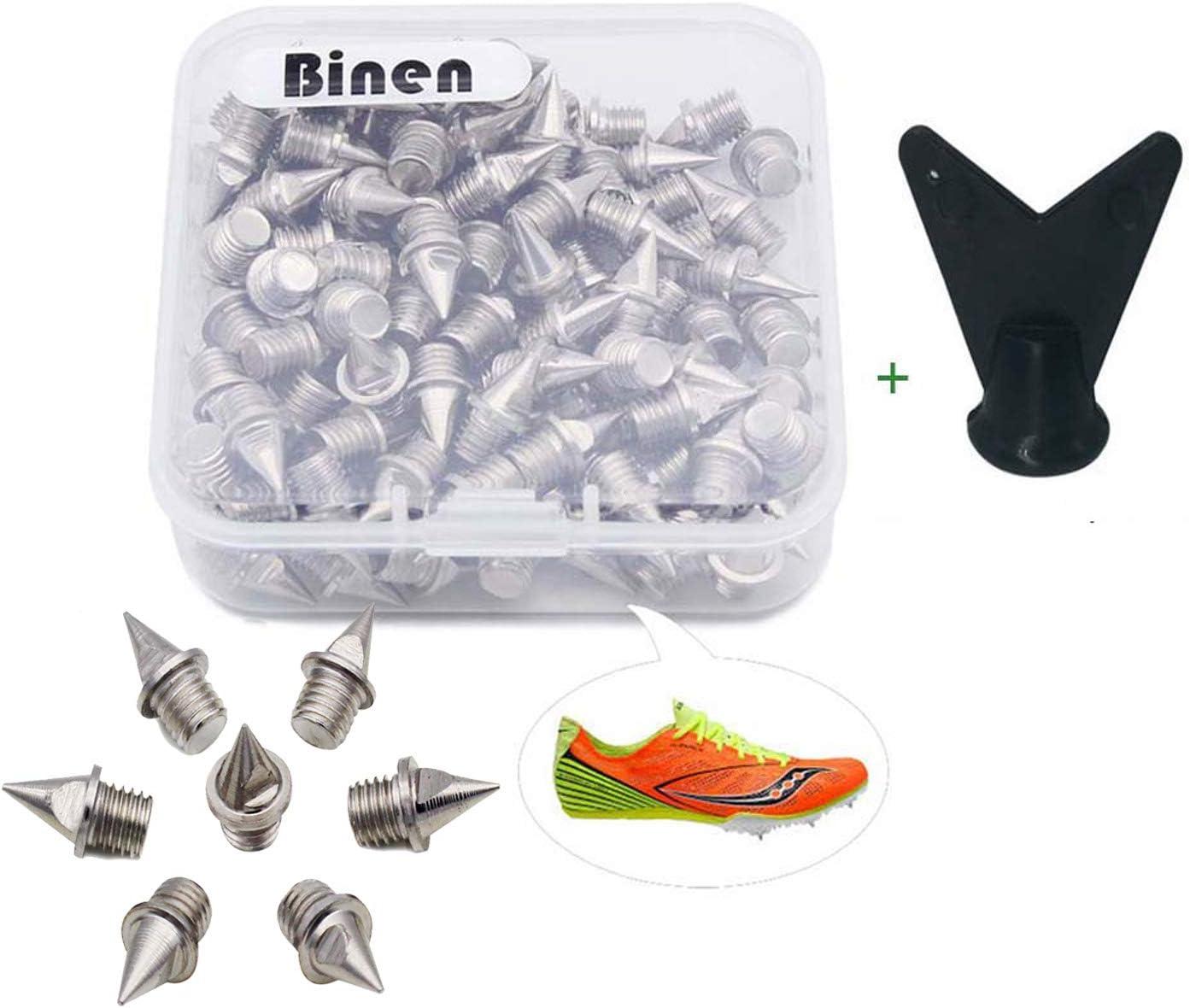 Amazon.com : Binen Track Spikes 1/4
