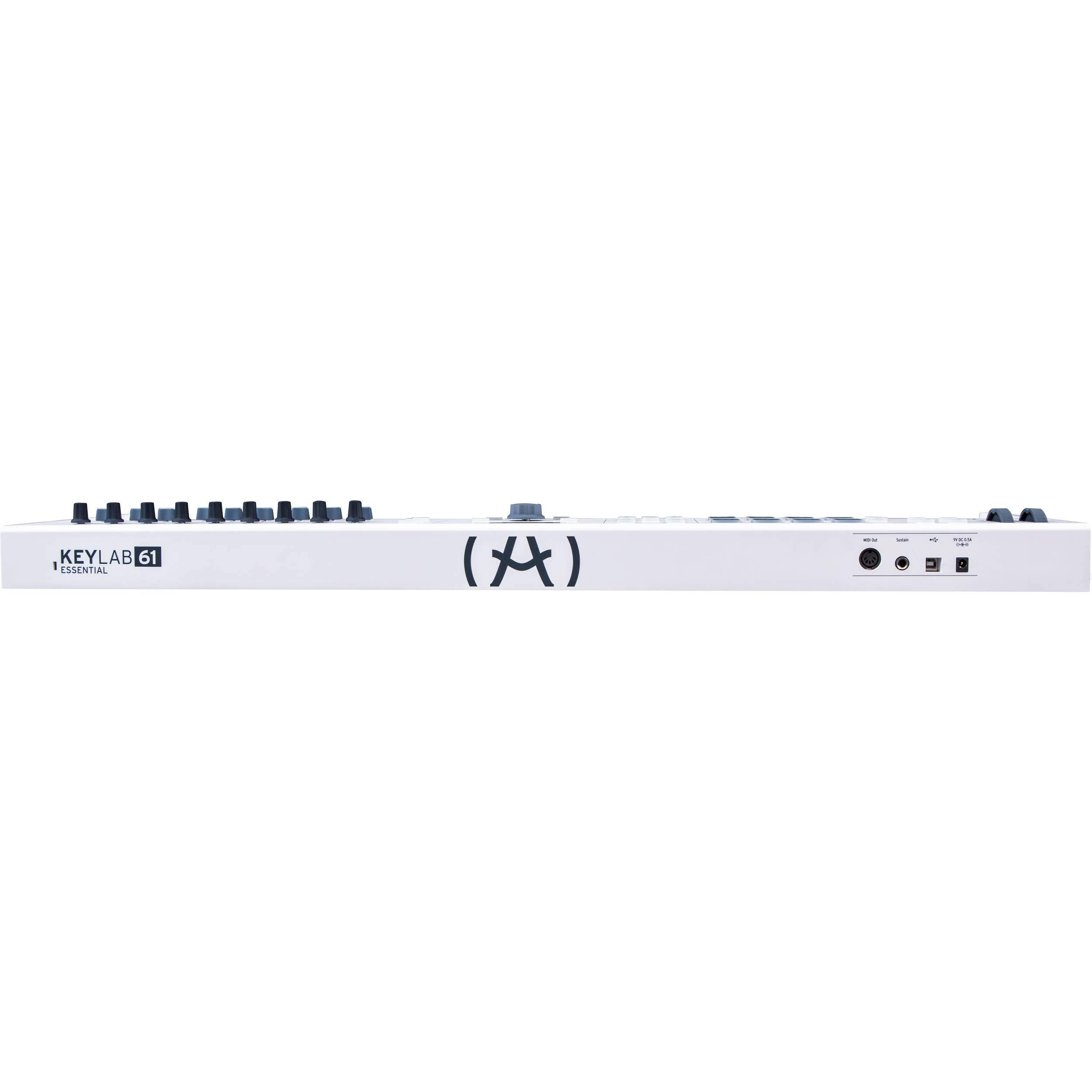 Arturia KeyLab 61 Essential | 61 Key MIDI Controller Keyboard by Arturia (Image #2)
