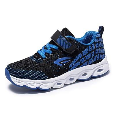 e56c40f5af942 Amazon.com | dffg455u Kids Running Tennis Shoes Lightweight Casual ...