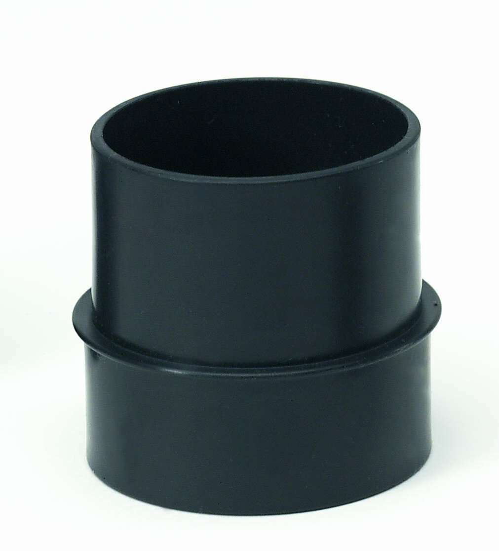 Mr. Nozzle Part#16 Vacuum Hose Adapter, Black