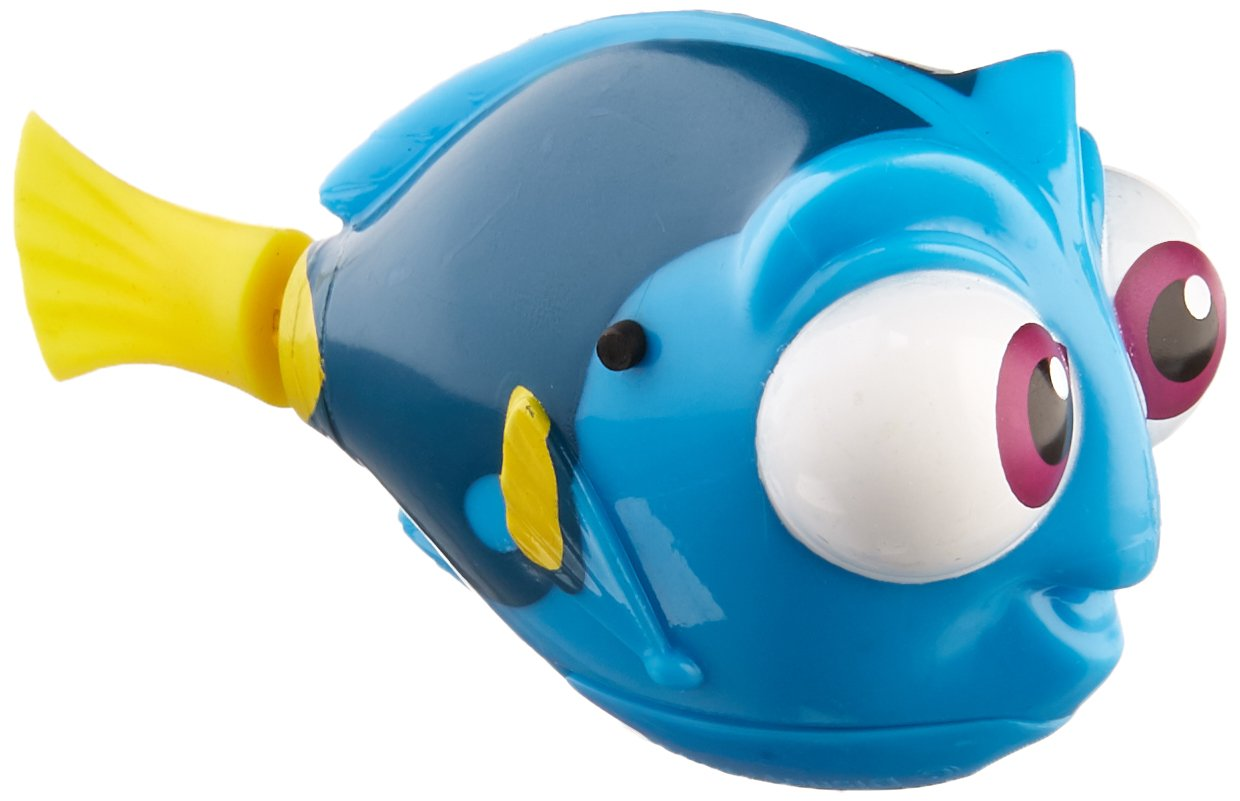 Winomo swimming fish toy water activated for Robot fish toy