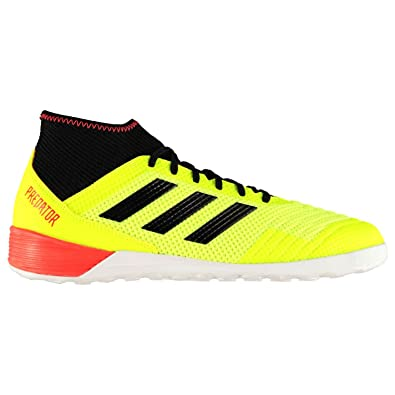 the latest c2523 496d4 adidas Men Soccer Shoes Futsal Predator Tango 18.3 Indoor Football DB2126  (US 7)