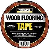"""Titebond 16320 2"" Wide Double Sided Wood Flooring Tape Roll, 40'"", Black"