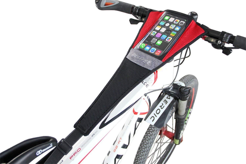 Bicicleta Entrenador Rodillo Sudor Neto Cubrir Cuadro Guardia ...