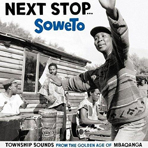 Strut Sculpture - Next Stop Soweto [Vinyl]