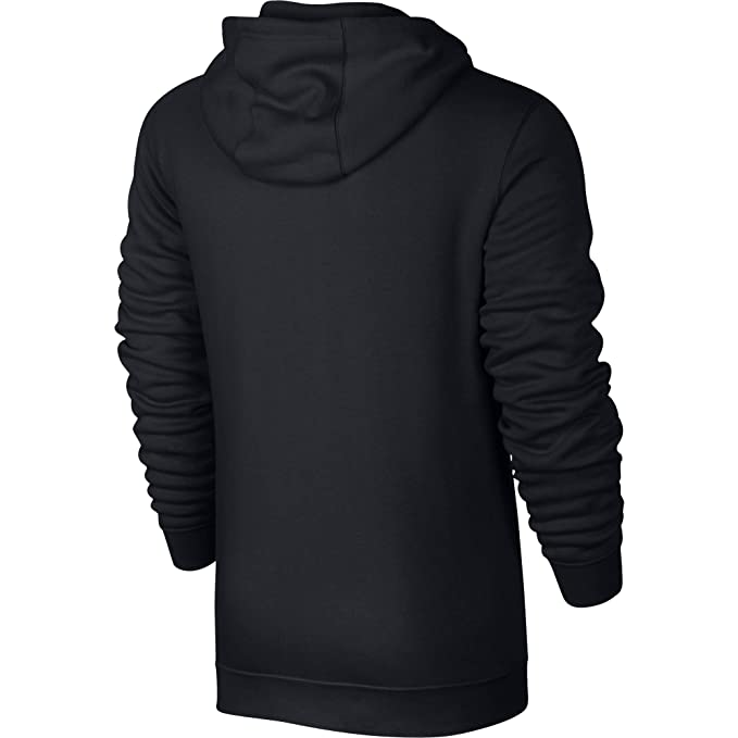 3e293eb00 Men's Nike Sportswear Club Full Zip-Up Hoodie, Fleece Hoodie for Men with  Paneled