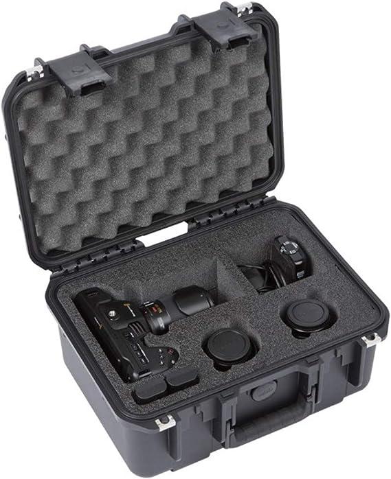SKB Cases 3i-13096PC4K iSeries 1309 Waterproof Blackmagic Design Pocket Cinema Camera 4K Case