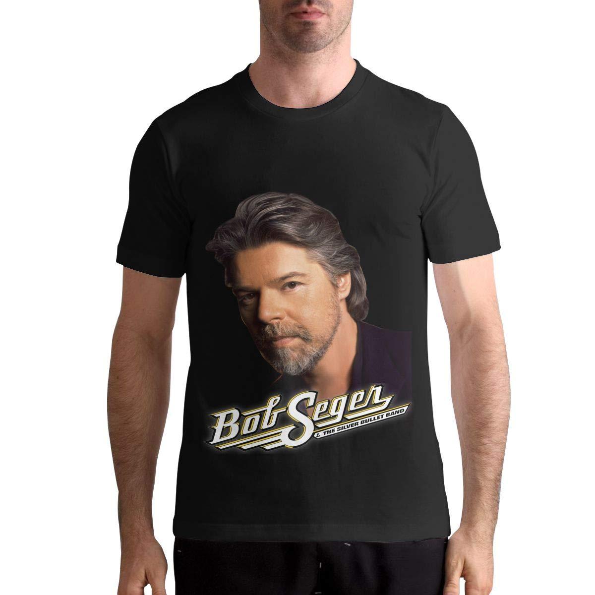 Bob Seger The Final Tour Mans T Shirt S Tshirt 100 Tshirt The Latest 2019