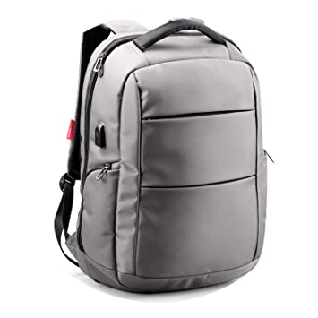 659e768a1 Amazon.com: 2019 Men's USB Charging Business Backpack Women 14 15.6 ...