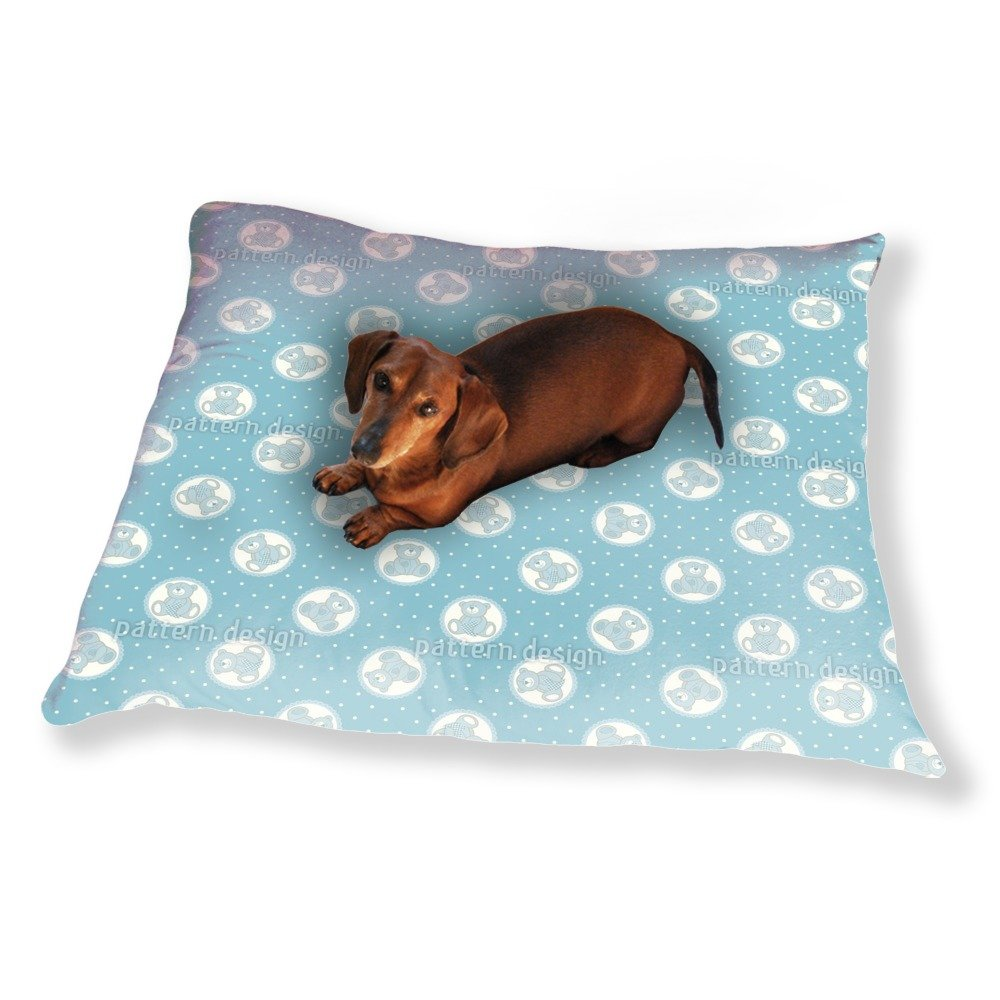 Baby Timmys Teddy Bear Dog Pillow Luxury Dog / Cat Pet Bed