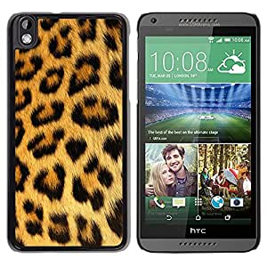 - BROWN SPOTS PANTHER FUR PATTERN LEOPARD - - Monedero pared Design Premium cuero del tir???¡¯???€????€?????n magn???¡¯