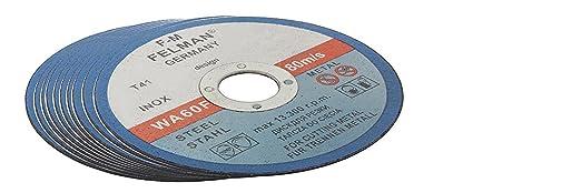 Discos de corte ultrafinos para sierra circular o pulidora ...