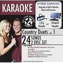 Karaoke: Country Duets 1
