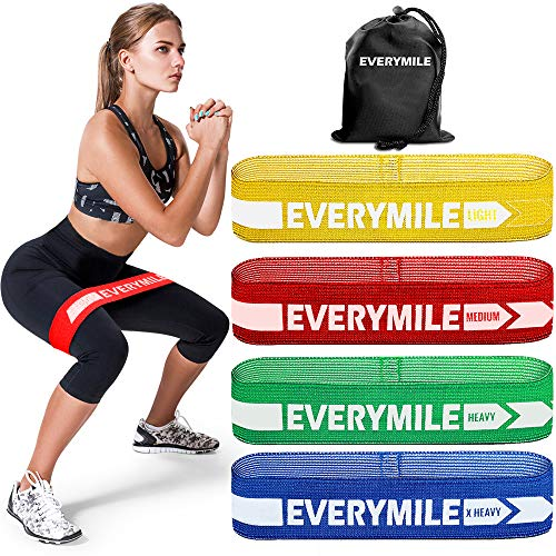 EveryMile Resistance Bands for Legs and Butt