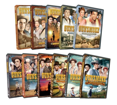 Gunsmoke: Seasons 1-6 by Paramount