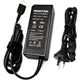20V 3.25A 65W AC Adapter Laptop Charger for Lenovo Yoga 11E 11S Thinkpad X1 Carbon L560 L570 T400 T440 T450 T460 T460S…