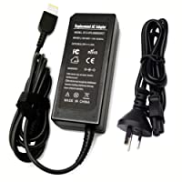 20V 65W AC Adapter Laptop Charger for Lenovo Thinkpad Yoga 11e 11s 13 260 300 370 460 500 Thinkpad X1 X230S X240 X240S X250 L560 L570 T400 T440 T450 T460 T460S T470 T540 T550 T570 E440 E460 E540 E570 E560 E550 G40 G50 G505 G510 G700 G710 Z50 G50-30 G50-45 P40 S210 S510P U330 U430 X240 Z410 Z510 Z710 Z50-70 G50-70M G40-70M B50-30 B5030 80E3 80Q3 80Q7 V110 ADLX45NLC3A ADLX45NDC3A ADLX45NCC3A ADLX45DLC3A ADLX45NLC2A ADLX65NCC3A