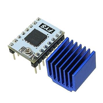 ILS - TB67S109 Controlador Impresora 3D Stepstick S109 Controlador ...