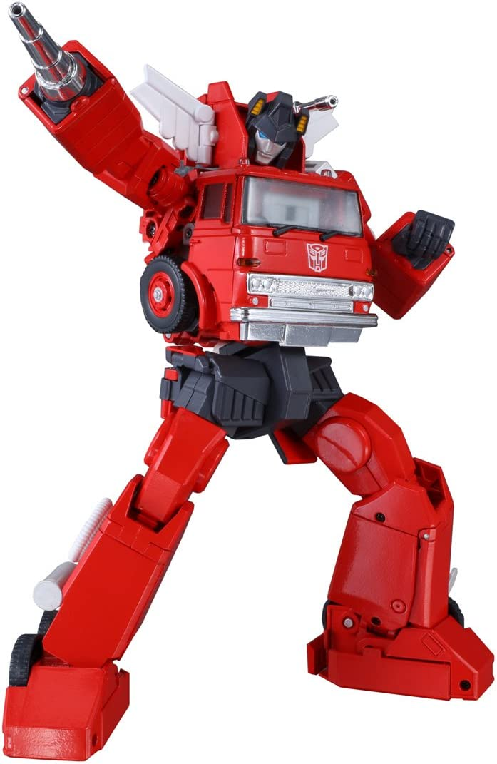 TRANSFORMERS TOY TAKARA MASTERPIECE MP-33 INFERNO G1 ACTION FIGUER INSTOCK