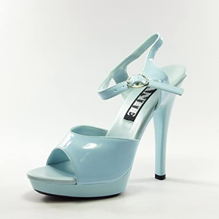 light blue heels uk