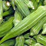 Okra Seed, Clemson, Heirloom, Organic, Non Gmo, 25+ Seeds, Okra Garden Seeds