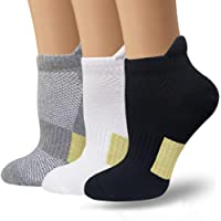 Compression Running Socks for Men & Women 3/5 Pairs- Best for Athletic,Travel,Nurses & Medical