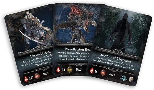 CMON Bloodborne: The Hunters Nightmare - English: Amazon.es ...