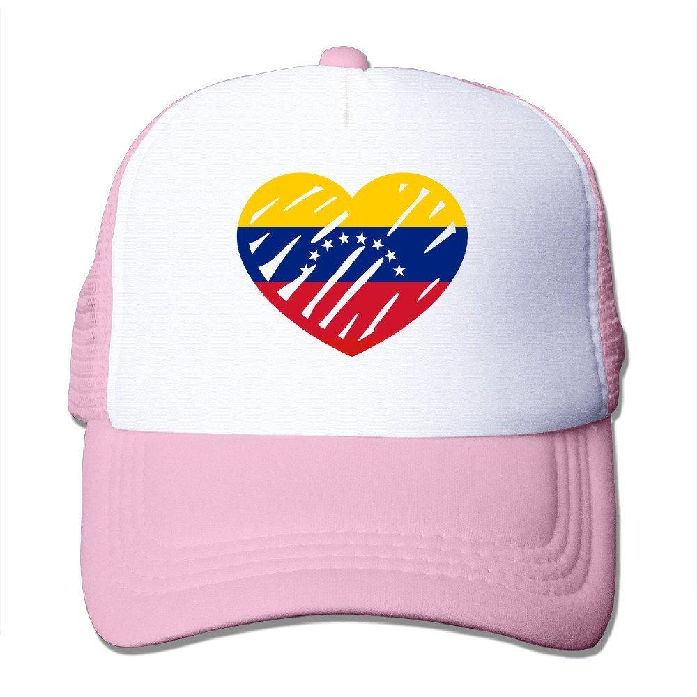 Markwoo Love Flag Of Venezuela Snapback Hat