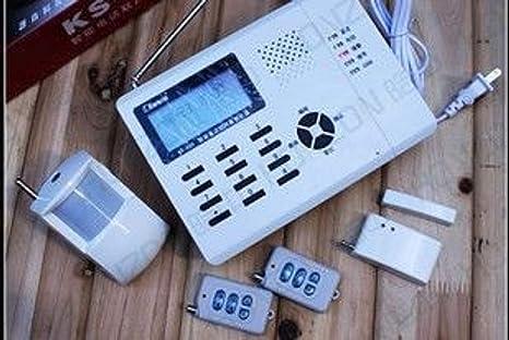 Camtronics ALARM99 Kit de Alarma: Amazon.es: Bricolaje y ...