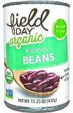Field Day Kidney Beans (12x15 OZ)
