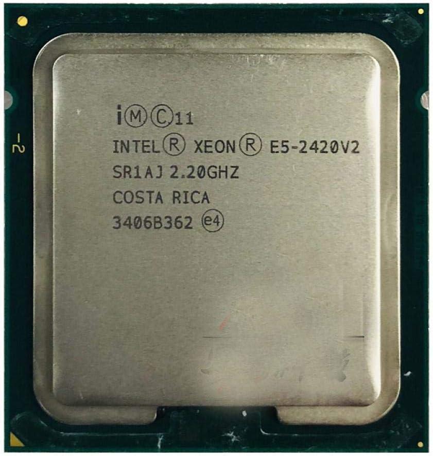 Intel Xeon E5-2420v2 E5 2420v2 E5 2420 V2 2.2 GHz Six-Core Twelve-Thread CPU Processor 15M 8W LGA 1356
