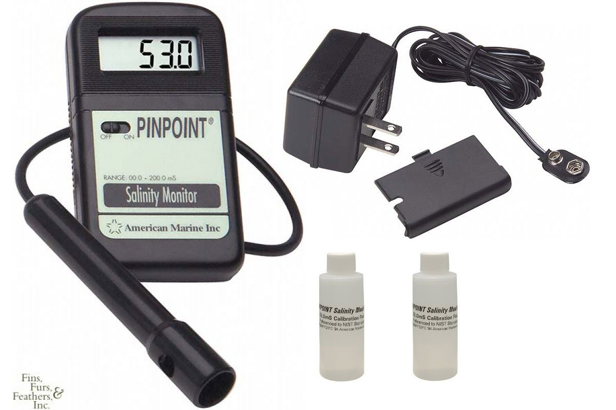Pinpoint American Marine Salinity Monitor Package by Pinpoint