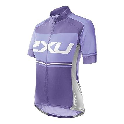 d066035e3 Amazon.com  2XU Women s Sub Cycle Jersey