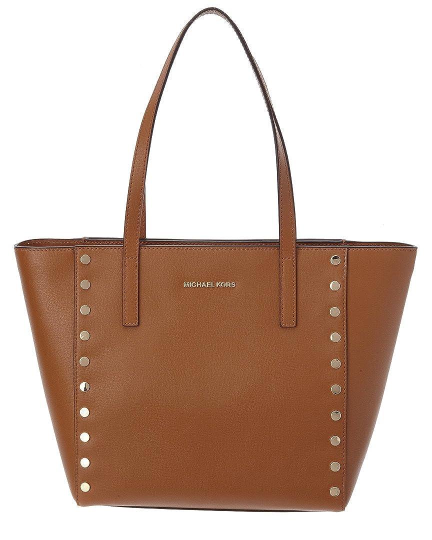 47a0353c5301ae Michael Kors Women's Rivington Studded Medium Tote Bag, Acorn, OS:  Amazon.ca: Shoes & Handbags