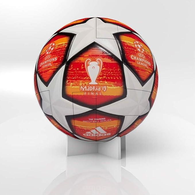 Plexico Limited - Soporte para exhibidor de balón de fútbol ...