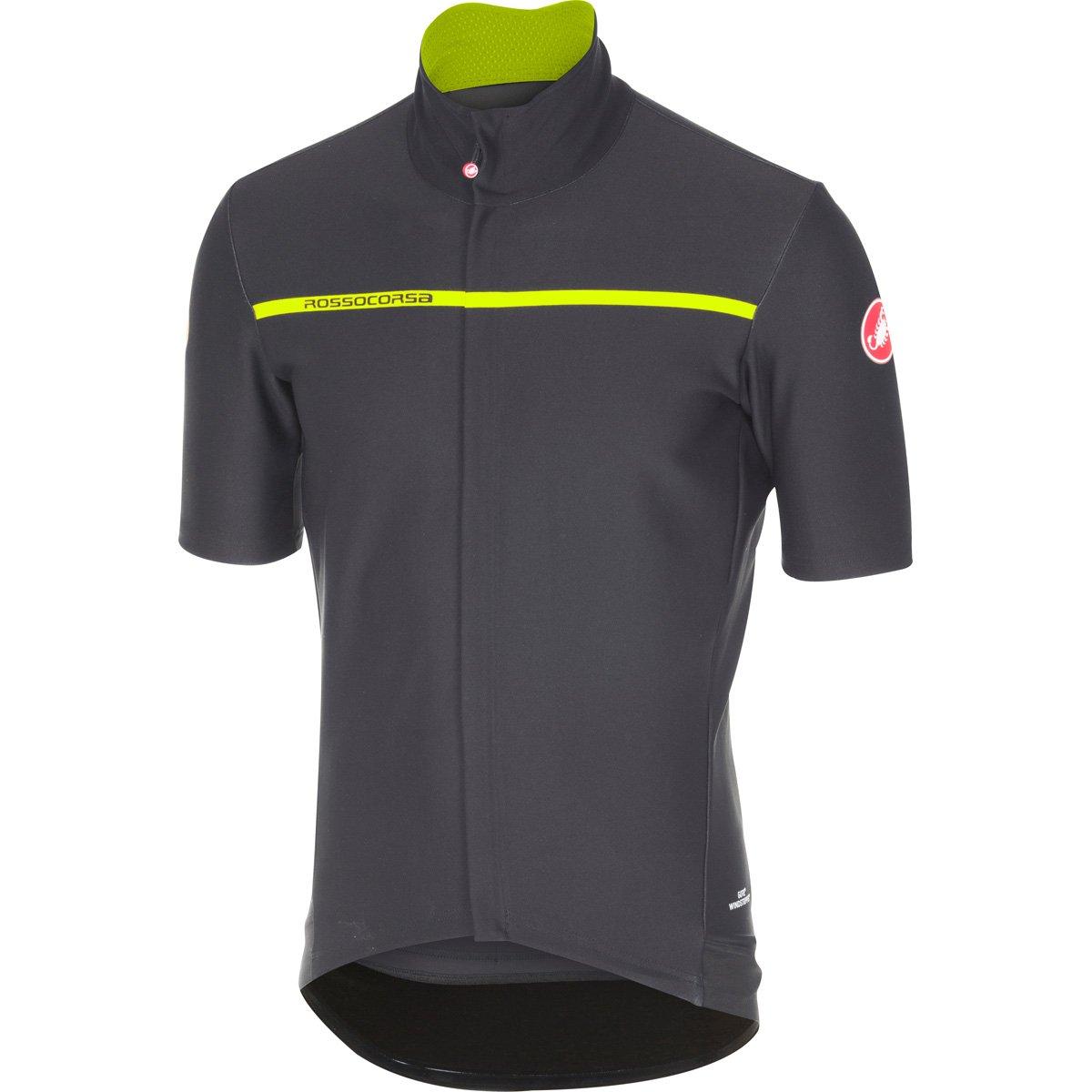 Amazon.com   Castelli Men s Gabba 3 Short Sleeve Cycling Jacket- B17084    Sports   Outdoors 8588a2804