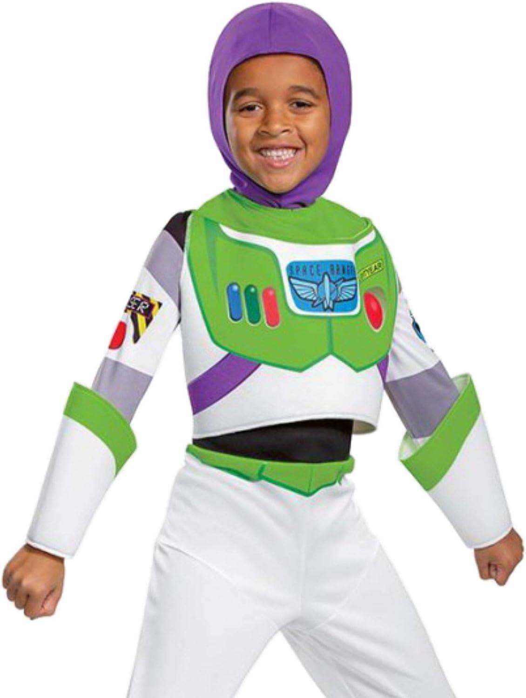 Boys Disney Toy Story Fancy Dress Costume Buzz Lightyear Classic