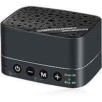 Potulas Rechargable White Noise Sound Machine for Sleeping