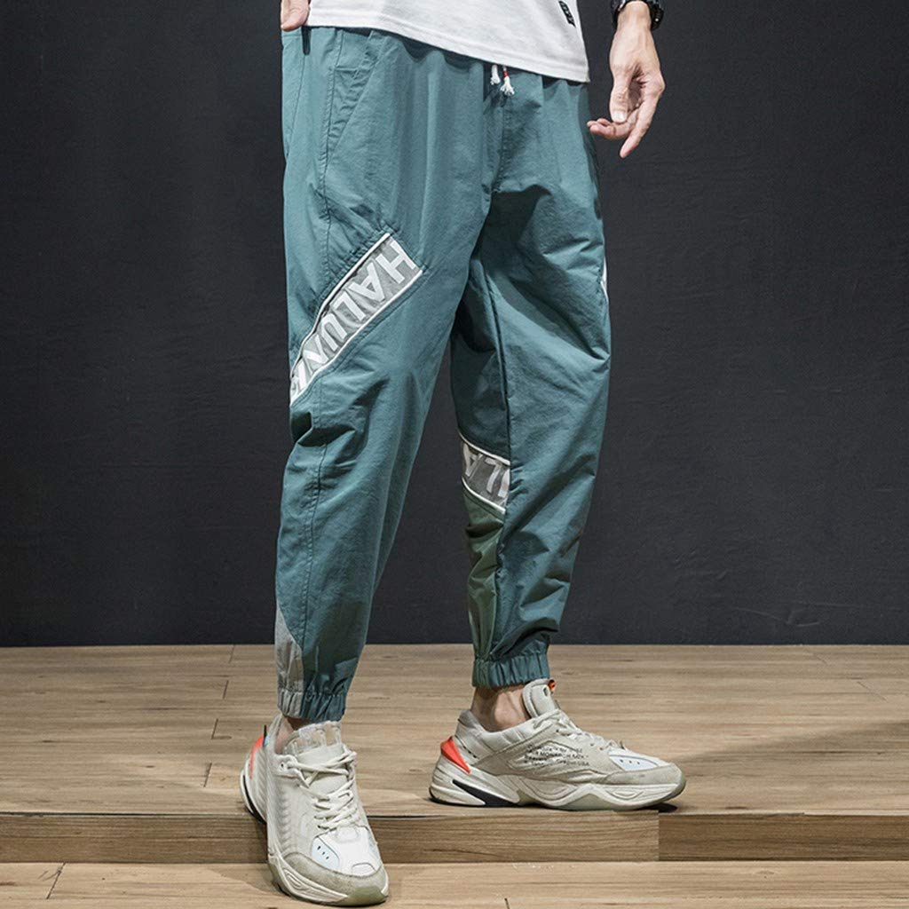 cinnamou Pantalones Bombachos Tallas Grandes Pantalones ...
