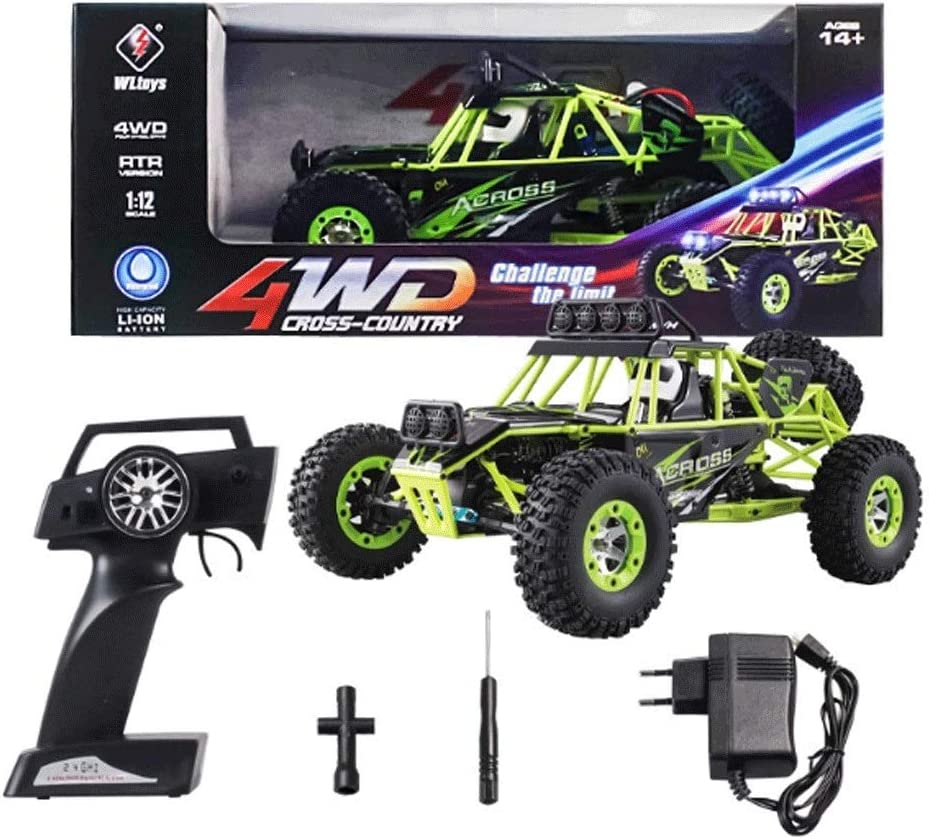 Mopoq リモートコントロール充電電気高速車四輪駆動クライミングカーオフロードドリフトカー子供のおもちゃの車