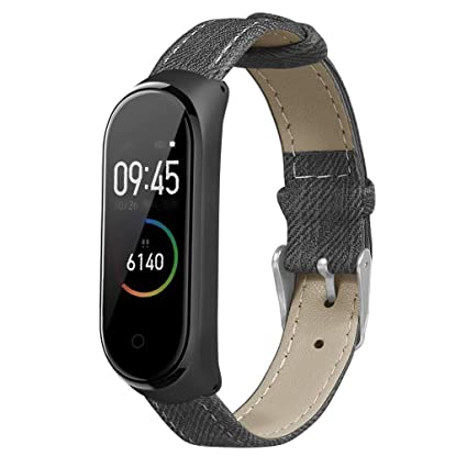 Amazon.com: Sodoop Watch Bands for Xiaomi Mi Band 4, Fashion ...