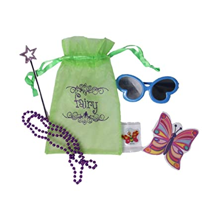 Amazon.com: Princesa de hadas fiesta de cumpleaños bolsa de ...