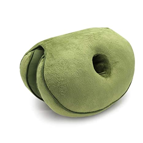 Amazon.com: Coccyx - Cojín ortopédico hueco para sofá ...