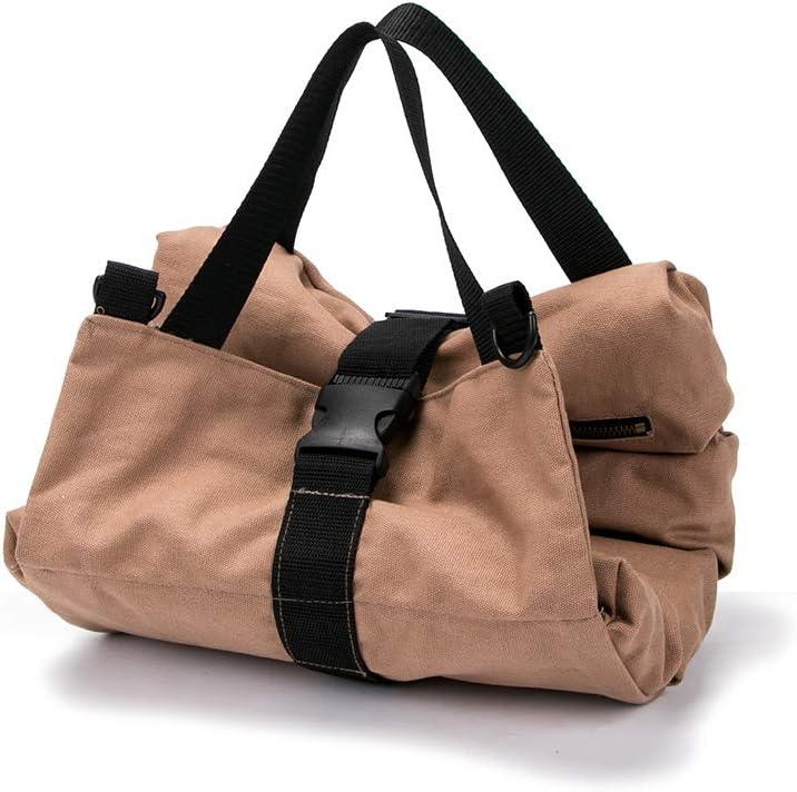 llaves cinceles llaves QEES rollo de herramientas con m/últiples compartimentos bolsa de herramientas para alicates bolsa de lona encerada