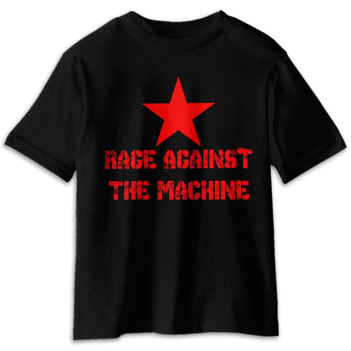 Rage Against The Machine Anarchy Shirt Short Sleeve T Shirt Comfortable Shirt For Girl 913