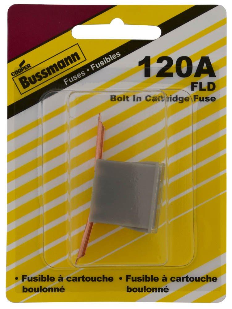 Bussmann (BP/FLD-120-RP) 120 Amp Bolt-on Fusible Link with 9/16' Bolt Terminal