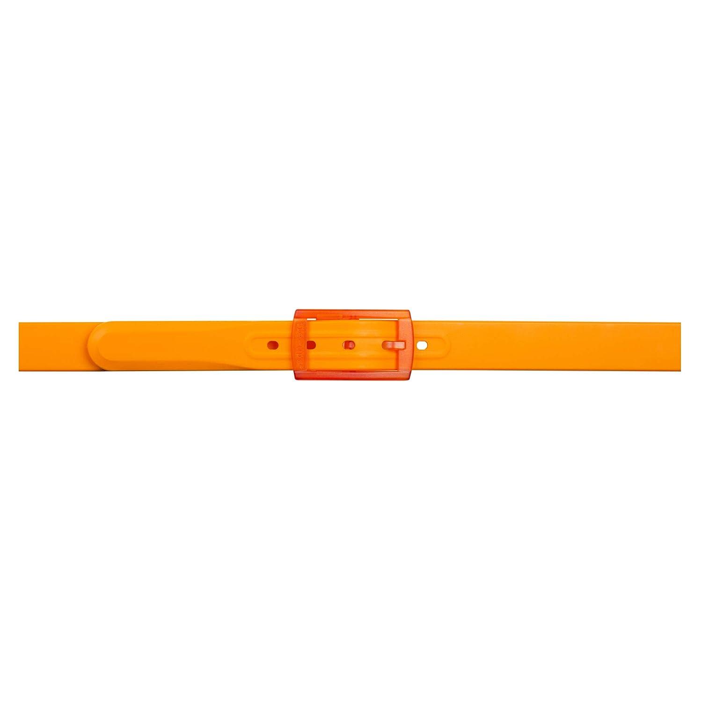 tie-ups Cinturon de caucho y pl/ástico fuera de producci/ón segunda opci/ón Italia Arancione